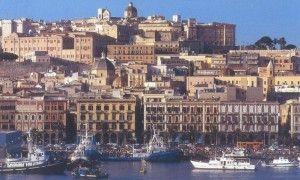 Cagliari, la capital de Cerdeña
