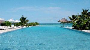 Escapada romántica a Las Maldivas: el paraíso.